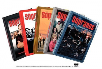 Sopranos DVD Boxed Sets