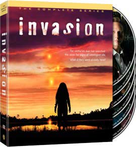 Invasion DVD Set