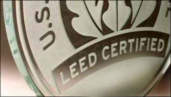 Gold LEED certification