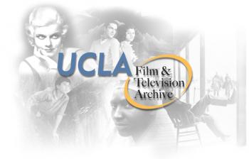 UCLA Film & TV Archive