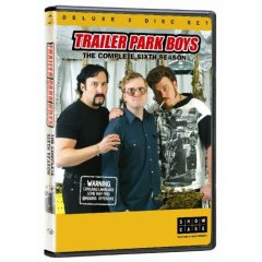 Trailer Park Boys: Season Six DVD