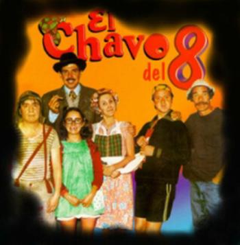 Los vecinos de El Chavo del 8