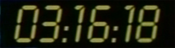 """Real-time"" clock from Fox's 24"