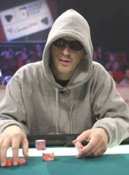 Phil Laak, a.k.a. The Unabomber