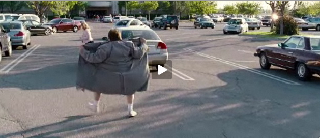 Figure 1: Screen Shot from Observe and Report