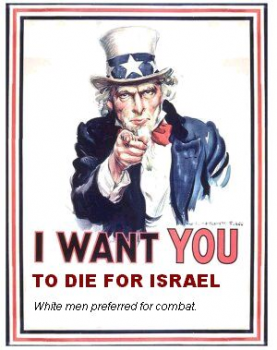 "The Iraq war as a ""war for Israel"""