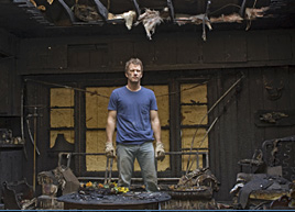 Thomas Jane in Hung