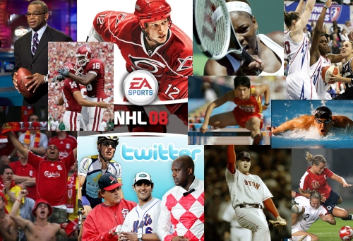Pro Sports Collage