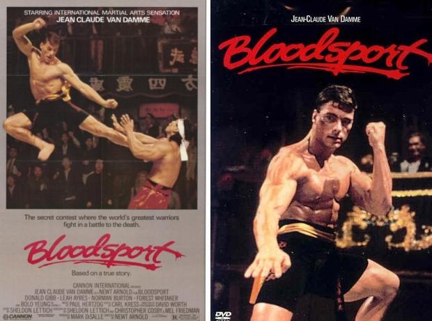 Jean-Claude Van Damme's Blood Sport