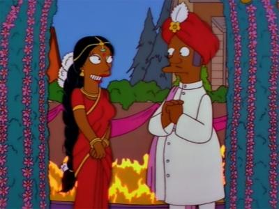 Apu and Manjula