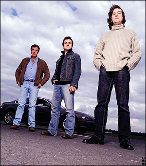 The Top Gear Crew