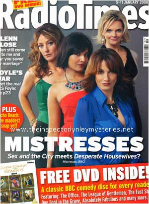Color-coded postfeminist femininity in the BBC's Mistresses