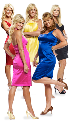 Individuation by colour in Real Housewives of Orange County