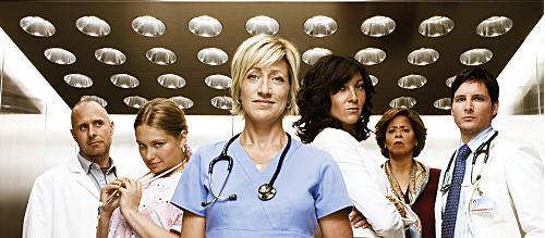 Nurse Jackie s2 poster