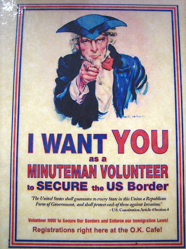 Minutemen Call to Arms