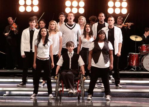 Glee Group Still