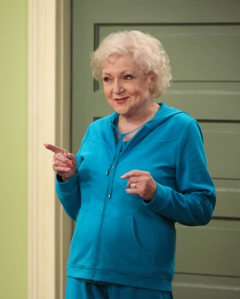 Betty White as Elka