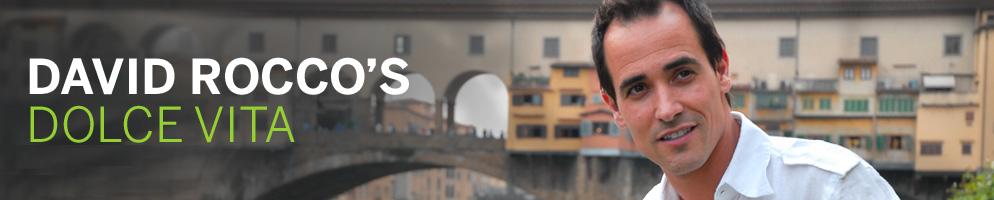 David Rocco Dolce Vita promo