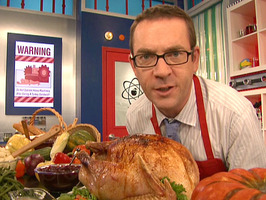Ted Allen on Food Detectives