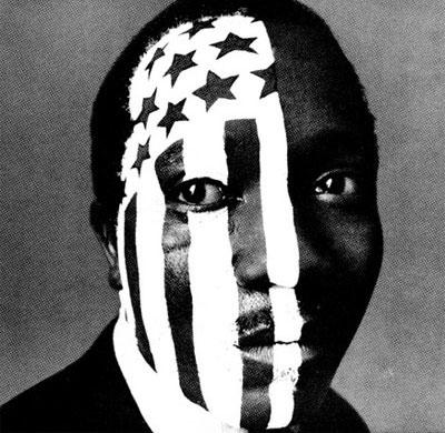 Black Man Flag