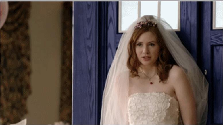 A \'Whoniverse\' of Runaway Brides Hannah Hamad / Massey University - Flow