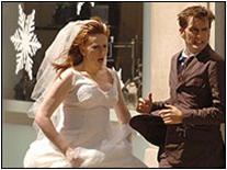 'The Runaway Bride' Doctor Who Christmas Special 2006