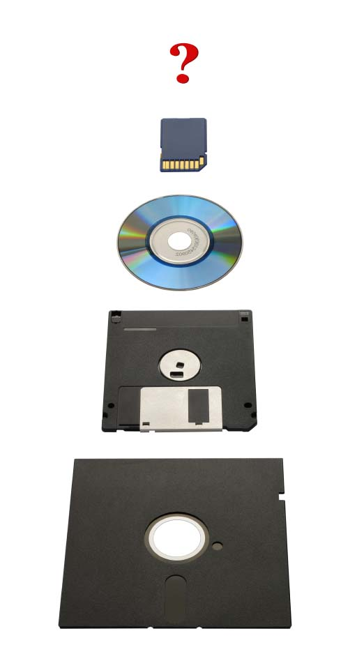 Incompatible Discs