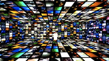 Video Wall Room