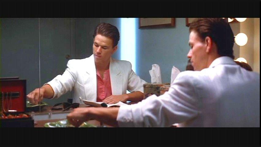 Screen Capture of Mark Wahlberg