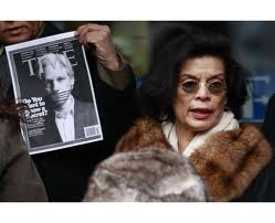 Bianca Jagger Speaks Out