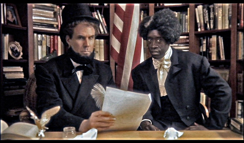 Will Ferrell and Don Cheadle