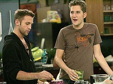 Dustin and Joe