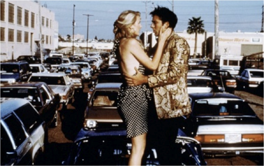 Nic Cage in Wild at Heart