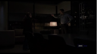 Linden and Richmond's confrontation
