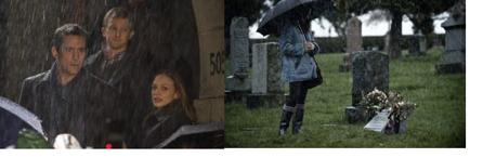 It rains a lot on The Killing