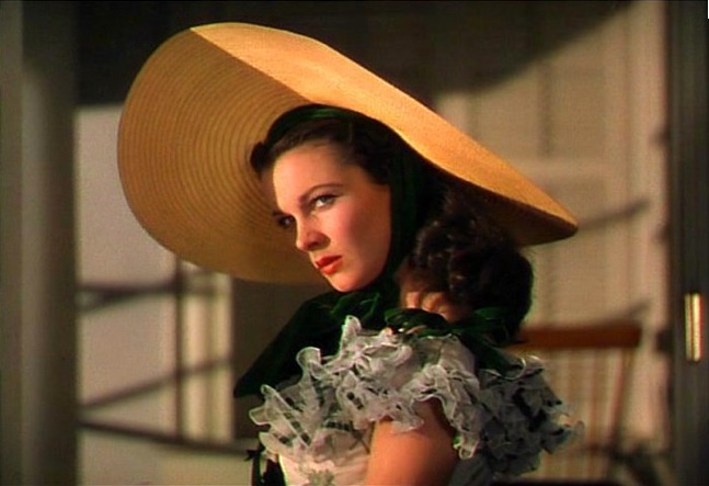 Scarlett O'Hara's Cunning Self-Interest