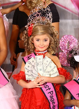 pageant winner