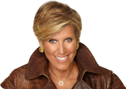 Suze orman marriage and money