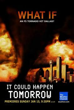 Promotional Image for <em>It Could Happen Tomorrow</em>