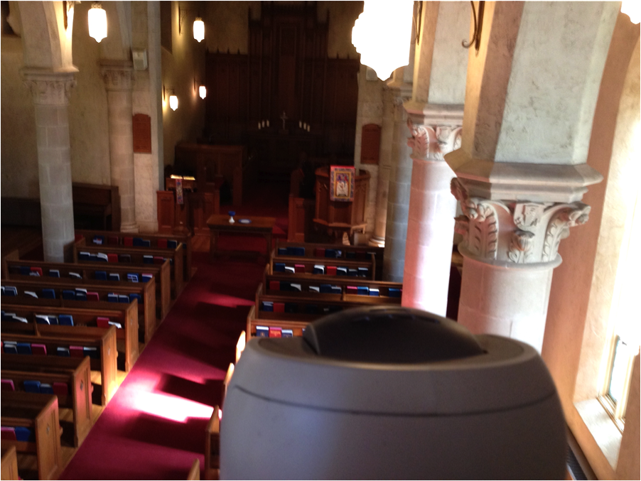 Church Surveillance