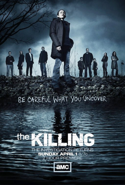 The Killing Season 2 Promotional Image