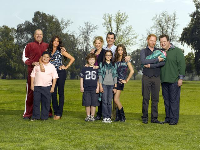 Modern Family cast