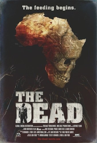 Poster for The Dead