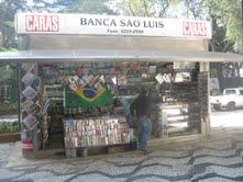 Brazilian Magazine Stand