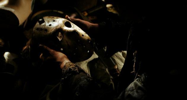jason finds mask
