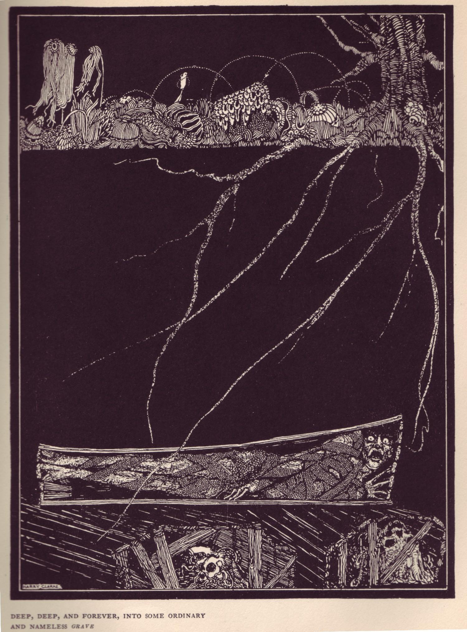 Poe's 'The Premature Burial'