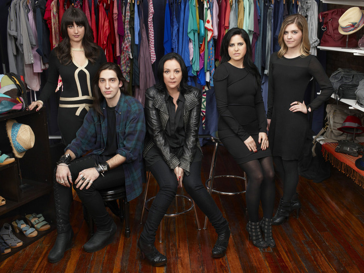 Kelly Cutrone and Cast