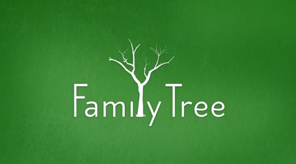 Green Family Tree Logo