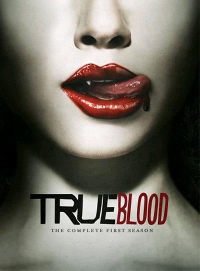 True Blood Season 1 DVD cover art