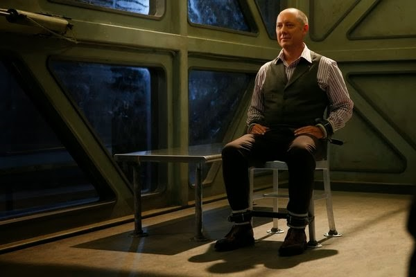 Hannibal Lecter or Loki?: James Spader channels the supremely competent villain on NBC's The Blacklist